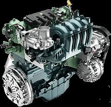 Ремонт и диагностика двигателя Skoda