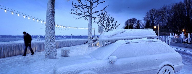 Бережная эксплуатация автомобиля зимой